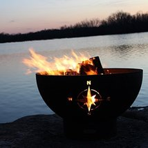 Fire Pit Art NAV Navigator Natural Gas/Liquid Propane Fir Pit - €1.053,14 EUR