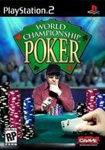 World Championship Poker - PlayStation 2 [PlayStation2] Artist Not Provided - $1.95
