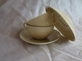 Lot of 2 Cups and 2 Saucers Gustafsberg 1996 Sweden Bone China - $19.99
