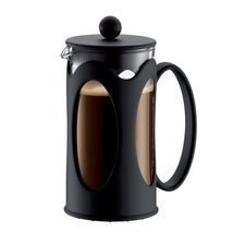 Bodum New Kenya 12-Ounce Coffee Press, Black [Kitchen] - £24.92 GBP