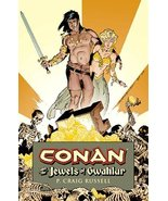 Conan and the Jewels of Gwahlur (Conan (Dark Horse Unnumbered)) [Hardcov... - $9.80