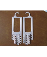 Pair of Collectible Vintage Plastic Glove Dryers / Stretchers - 1940s /... - $9.99