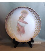 """Irene Spencer """"Sleep, Little Baby"""" Collector's Plate #1651/10000 Signed 2/2 - $9.99"""