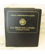1997-2000 (185ct) 1st Day Covers Postal Commemorative Society Stamp Albu... - $62.72