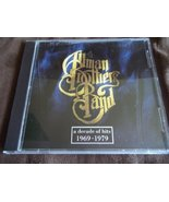Allman Brothers Band a Decade of Hits 1969-1979 [Audio CD] - $3.93