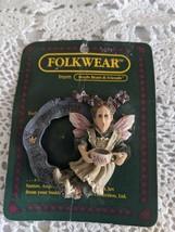 Boyds Bear & Friends Folkwear Figurative Girl Pin #26410 NOS - $3.87