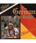 The German Beer Garden: Oktoberfest [Audio CD] - $2.46
