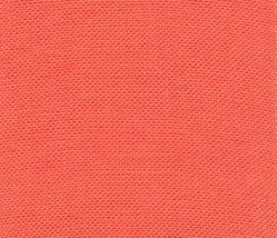 "27ct Simplicity Tangerine banding 3.9""w x 18"" 100% linen (1/2yd) Mill Hill - $6.25"