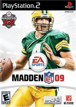 Madden NFL 09 - PlayStation 2 [PlayStation2] Artist Not Provided - $2.45