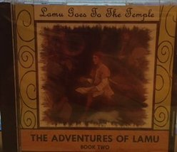 The Adventures of Lamu, Book Two, Lamu Goes To The Temple [Audio CD] by ... - $16.17