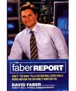 """The Faber Report: CNBC's """"The Brain"""" Tells You How Wall Street Really Wo... - $7.11"""