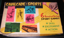 RARE Cavalcade of Sports Board Game by Bar-Zim - $65.00