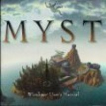 Myst Windows User's Manual [CD-ROM] by Microsoft - $3.93