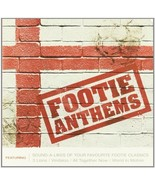 Footie Anthems by Various [Audio CD] Various - $9.79