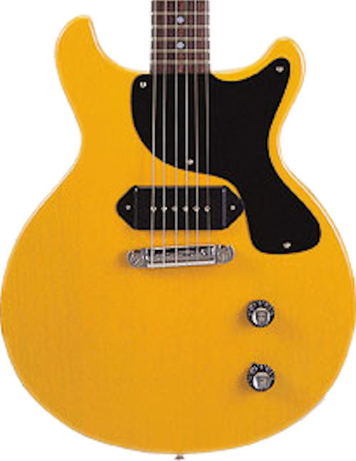 Primary image for Tokai Love Rock Jr LP 56 Yellow Electric Guitar New