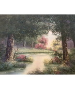 """""""Forest Lake"""" by Betty L. Walt  - $50.00"""