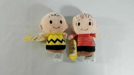 hallmark itty bittys peanuts charlie brown and linus - $17.82