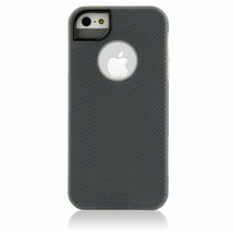 HyperGear Freestyle Snap On Case Cover iPhone SE/5 Grey / White - $3.99