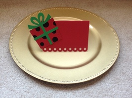Set of 12 Christmas GIFT PRESENT  Place Cards o... - $9.99
