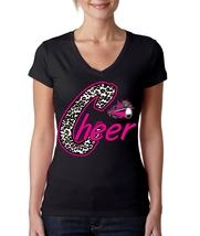 Cheer Women's V Tee Shirt Sport Line Shirt - $17.00
