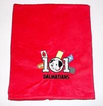 Red Plush 101 Dalmatians Dalmations Security Ta... - $19.39