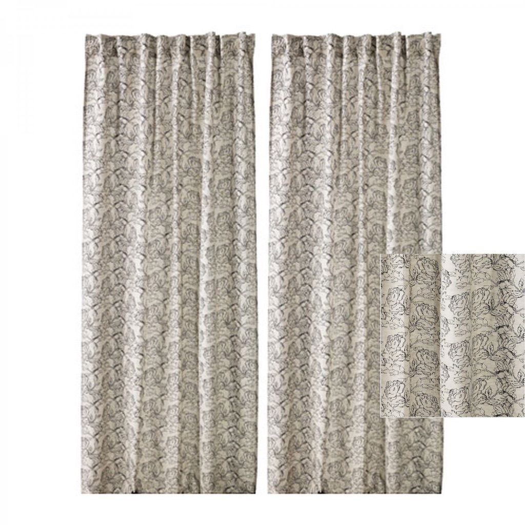 Ikea ryssby 2014 pair curtains 57 x 102 and 50 similar items for Ikea cafe curtains