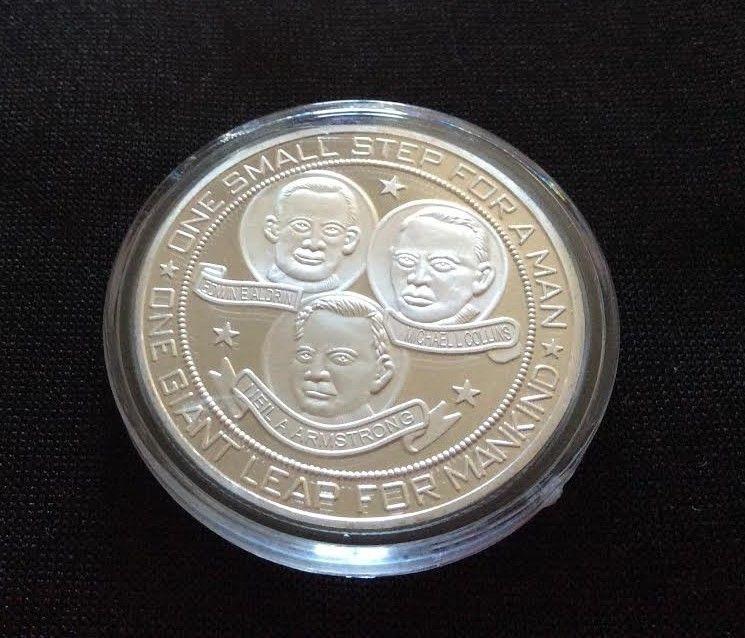 nasa apollo coins - photo #43