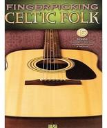 Celtic Sheet Music Fingerpicking Solo Guitar Danny Boy, Scarborough Fair... - $7.59