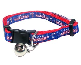 MLB Baseball CAT Collar * ALL TEAMS AVAILABLE * Fan Kitty Kitten Pet Jin... - $10.99