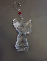 """WATERFORD 2011 ANNUAL 4"""" ANGEL SOLID CRYSTAL ORNAMENT WITH ENHANCER~RTD~... - $37.99"""