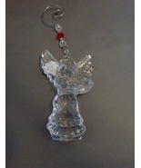 "WATERFORD 2011 ANNUAL 4"" ANGEL SOLID CRYSTAL ORNAMENT WITH ENHANCER~RTD~... - $37.99"