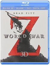 World War Z (Blu-ray 3D + Blu-ray + DVD) (2013)