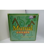 Mutual Mania The Game Of Fun And Proft Sealed - $14.85