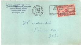 1928 Aeronautics Conference 2 cents on cover Scott #649 - $2.99