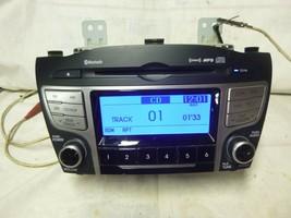 10 11 12 13 Hyundai Tucson Radio Cd MP3 Player XM 96160-2S161TAN SCH16 - $49.75
