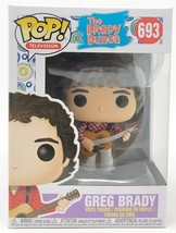 Funko Pop! Télévision The Brady Bunch Greg Brady Vinyle Figurine Jouet - $14.73