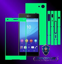 Sony Xperia Z5 Compact Glow in Dark Skin,Full Body Cover Protector,Decal Wrap - $7.99