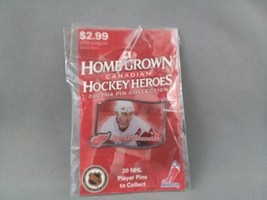 Home Grown Heros Hockey Pin - Brendan Shanahan (Detroit Red Wings) - Rar... - $12.00