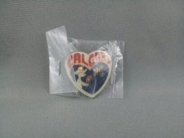 1988 Winter Olympic Games Pin - I Heart Calgary with Mascot - New in Pac... - $25.00