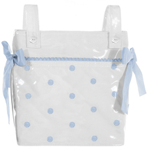 NWT Cute Sydney Blue Stroller Bag from Uzturre- versatile removable straps - $75.00