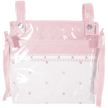 Chandler Collection Pink Stroller Bag from Uzturre - $75.00