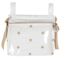 Skylar Collection Tan Stroller Bag from Uzturre - $80.00