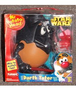 2004 Star Wars Darth Tater Mr. Potato Head New In The Package - $24.99