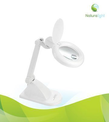 Un1040 table magnifying lamp