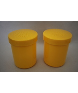 Powder Sugar & Cinnamon Yellow Shakers for Funn... - $4.95
