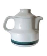 Bauhaus Style Porcelain Coffeepot Baucher Weide... - $45.00