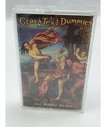 CRASH TEST DUMMIES CASSETTE TAPE GOD SHUFFLED HIS FEET - $9.50