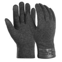 Men Women Winter Warm Anti-skid Touch Screen Gloves Casual Full Finger M... - $135,46 MXN+