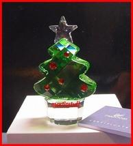 SWAROVSKI® FELIX MEDIUM CHRISTMAS TREE 872199 BNIB COA RETIRED  RETAILED... - $125.95