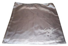 Brand New Gray Satin Finish Giuseppe Zanotti Sleeper/ Dust Bag or Protec... - $9.00